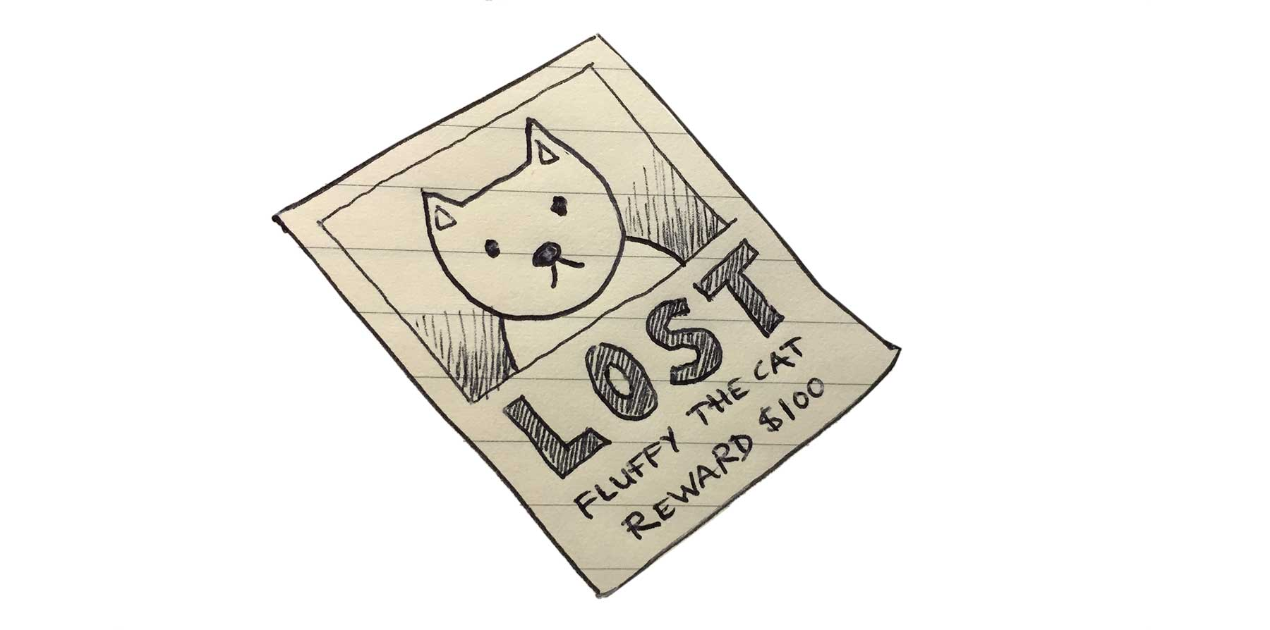 fluffy-lost
