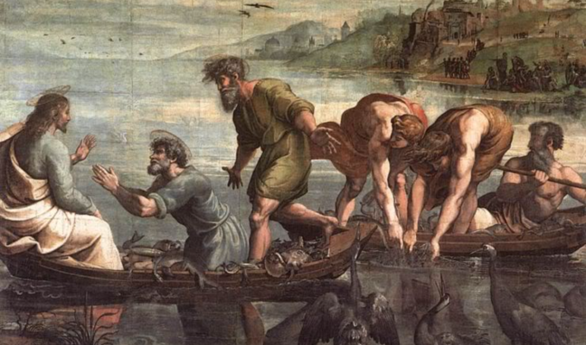 Image result for the calling of peter