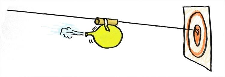 balloon-target