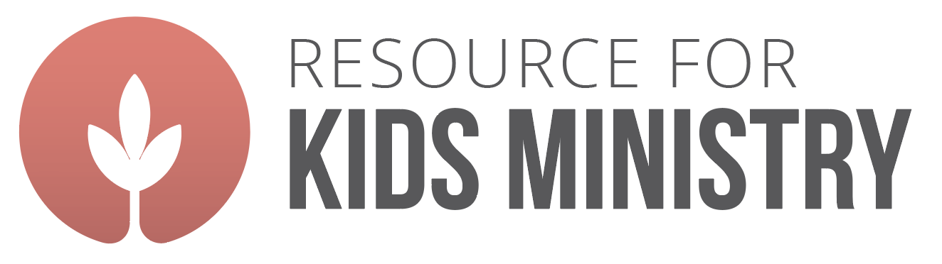 Resource for Kids Ministry